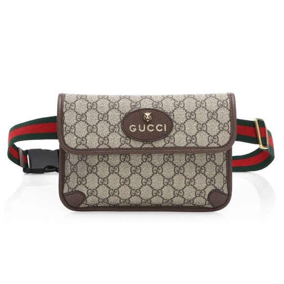 ebc8ad93f5a Gucci Handbags - Gucci Neo Vintage beige belt bag fanny pack